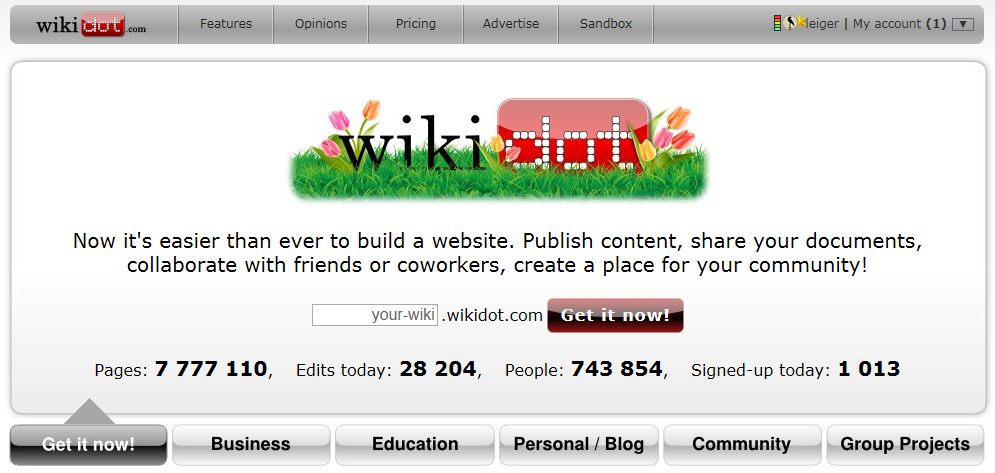 wikidot-home-2011-03-24.png